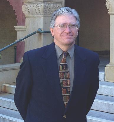 Library Director Don McCue