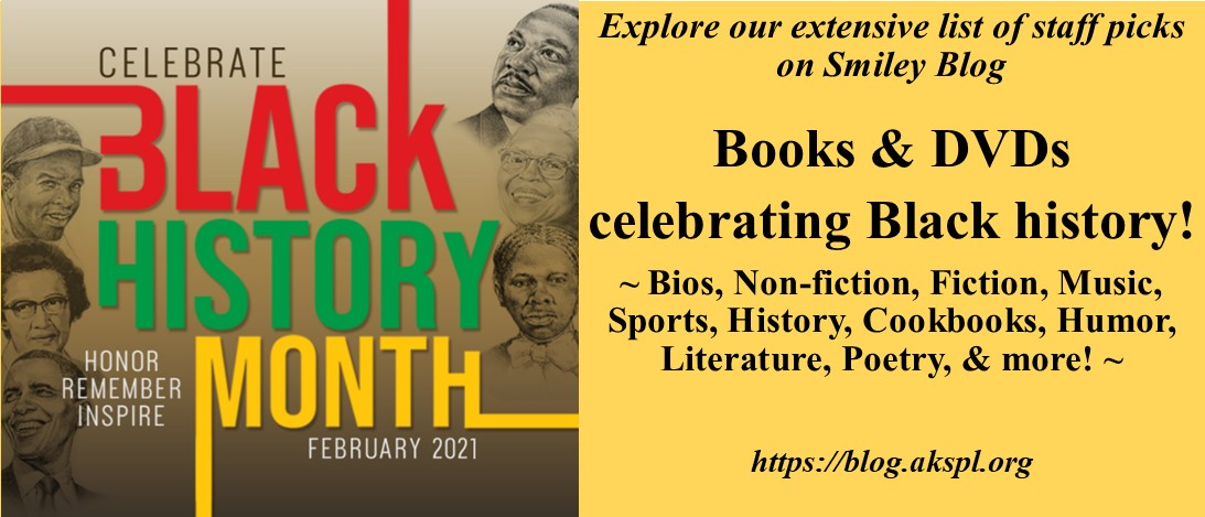 Staff Picks to Help Celebrate Black History Month