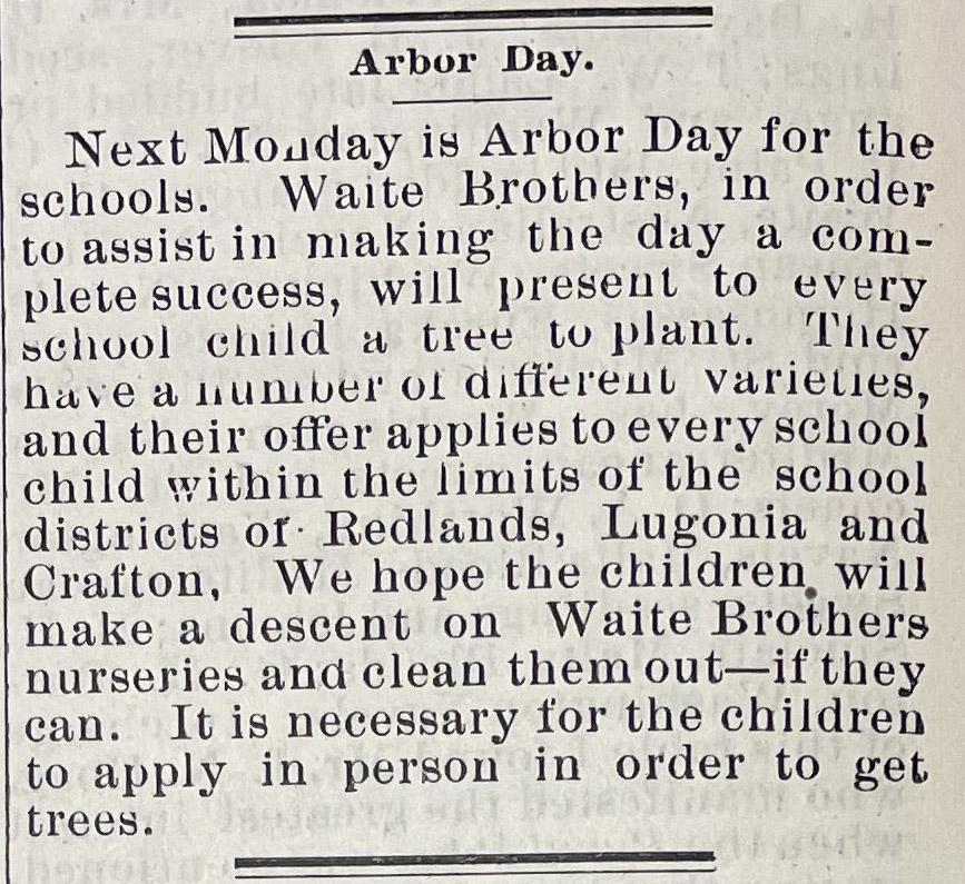 Arbor Day_Citrograph, 04-05-1890