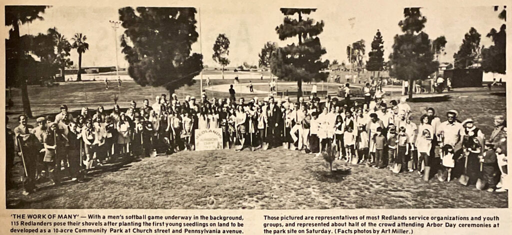 Arbor Day_RDF, 03-05-1973 (1 of 2)_PHOTO