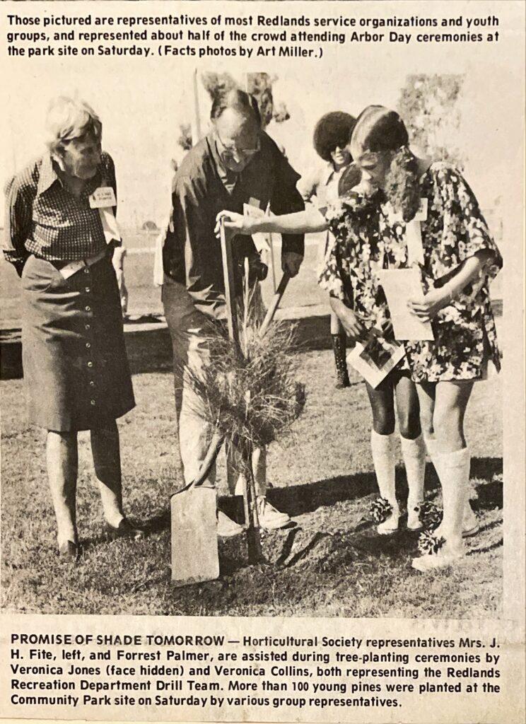 Arbor Day_RDF, 03-05-1973 (2 of 2)_PHOTO