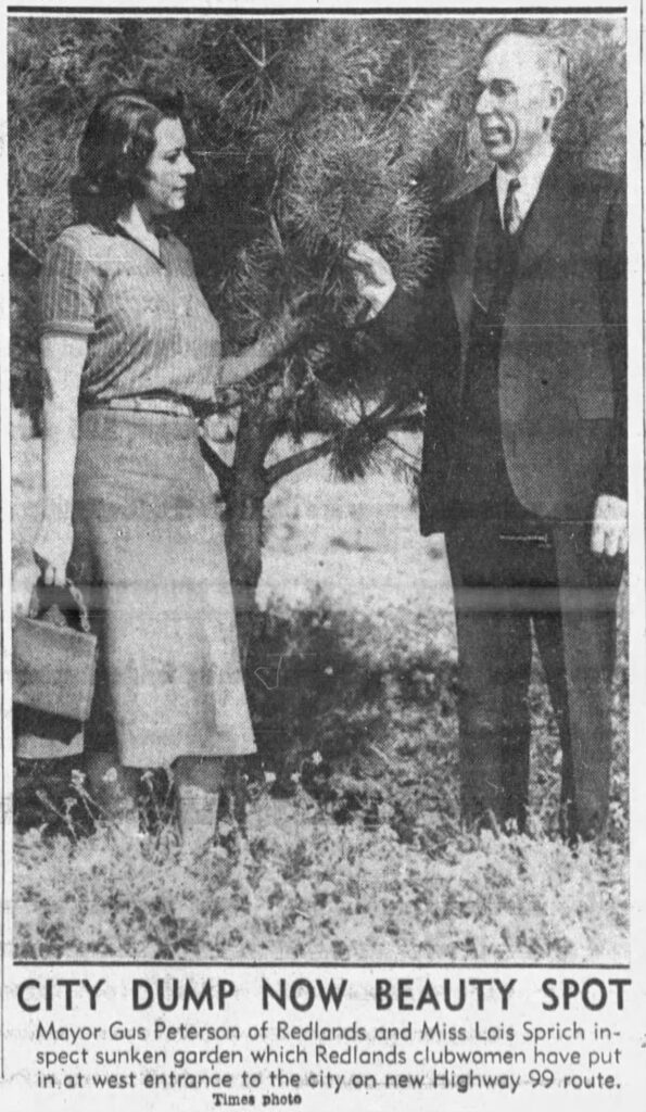 Jennie Davis Park LA Times, 11-28-1938
